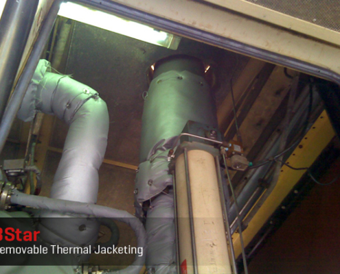 Removable Thermal Jacketing